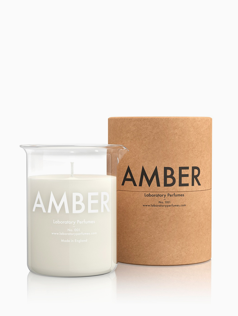 Laboratory Perfums Amber Candle