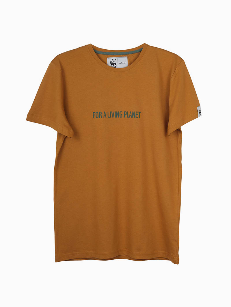 WWF For a Living Planet Tee