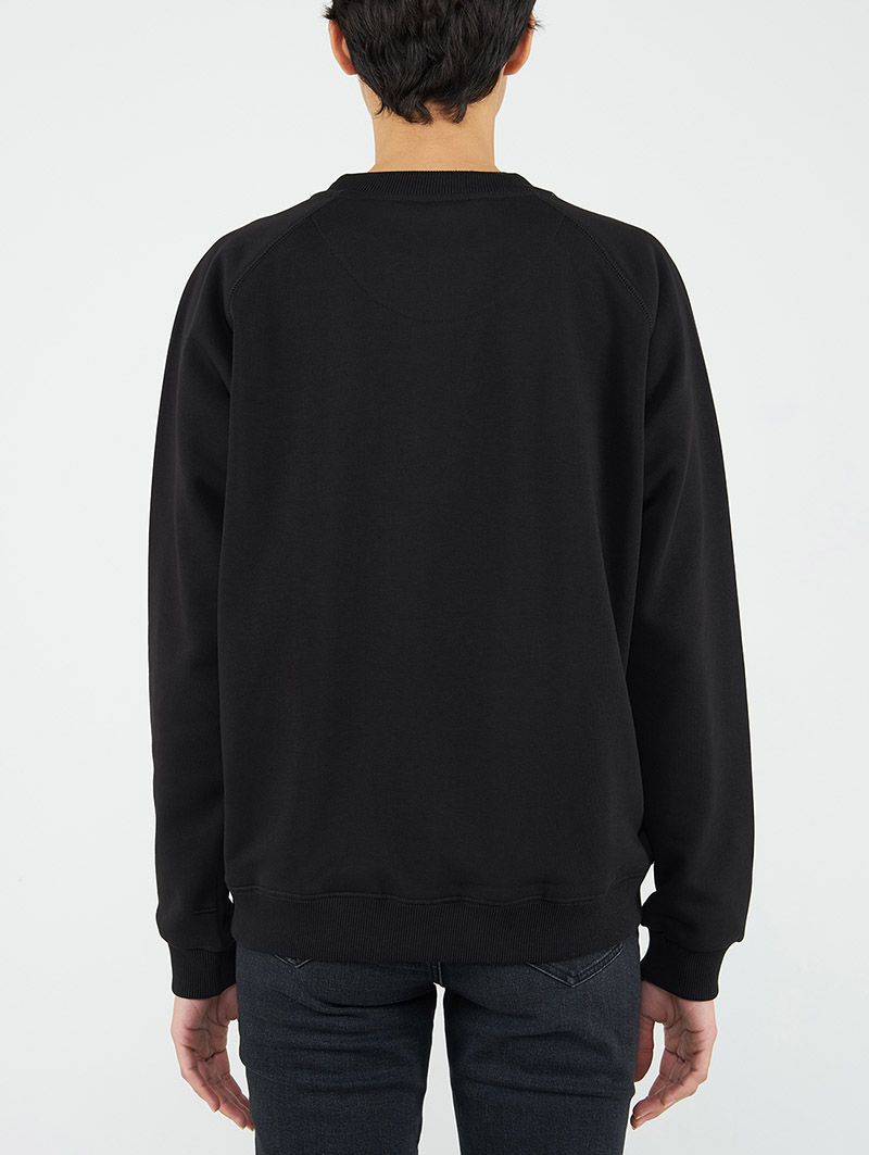 Reflect S2 Sweatshirt Siyah