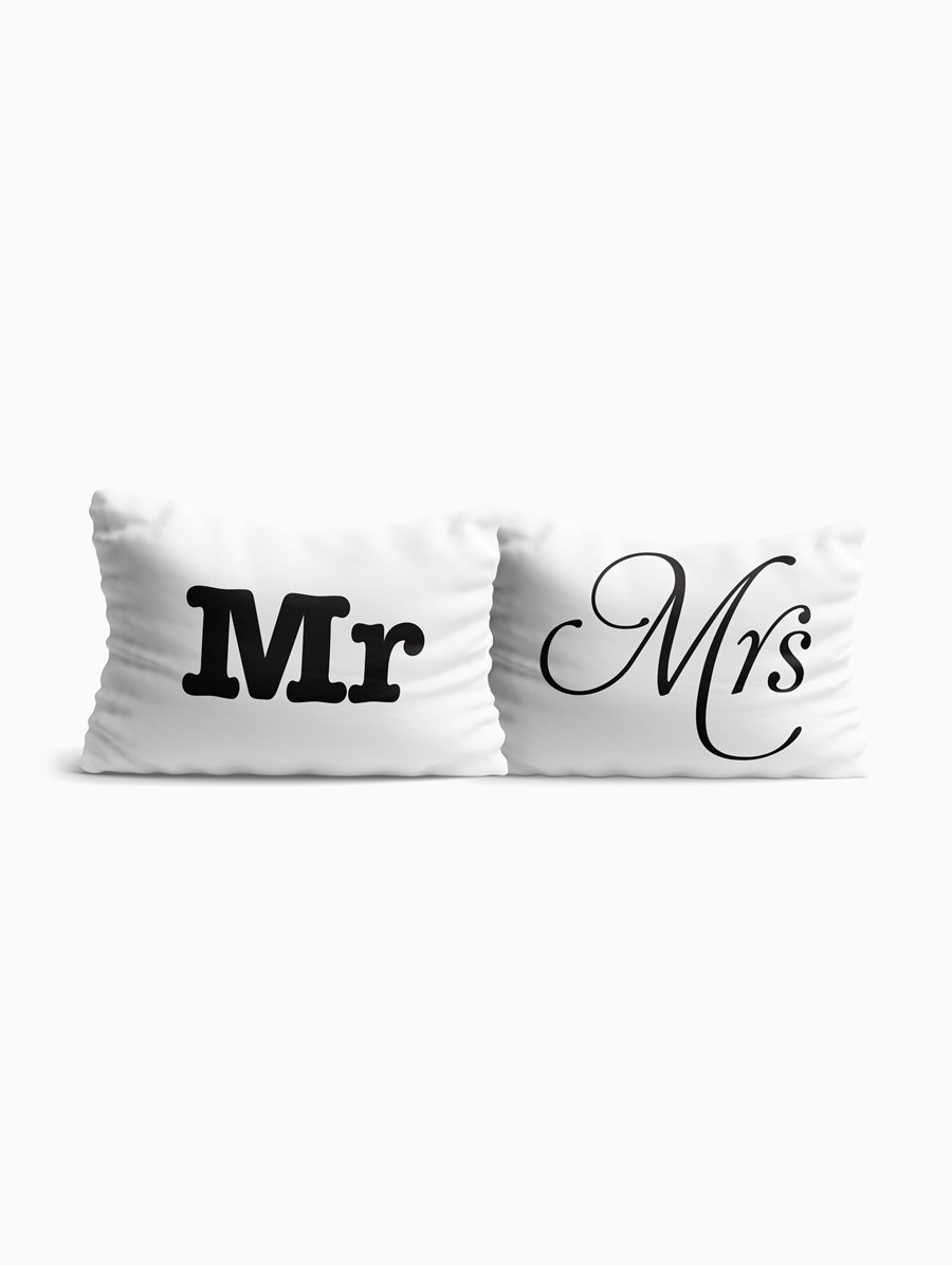 Pillow Talk Mr Mrs