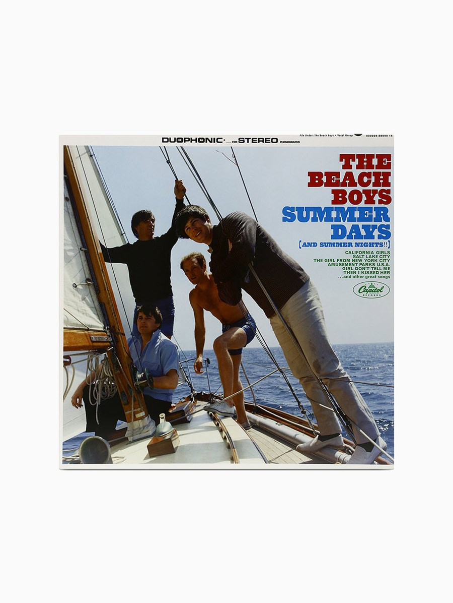 The Beach Boys Summer Nights
