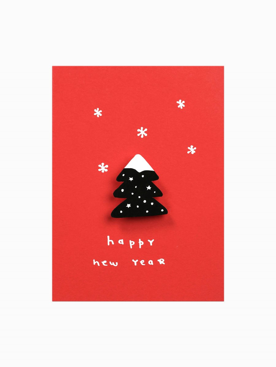 Happy Pincards Happy New Year