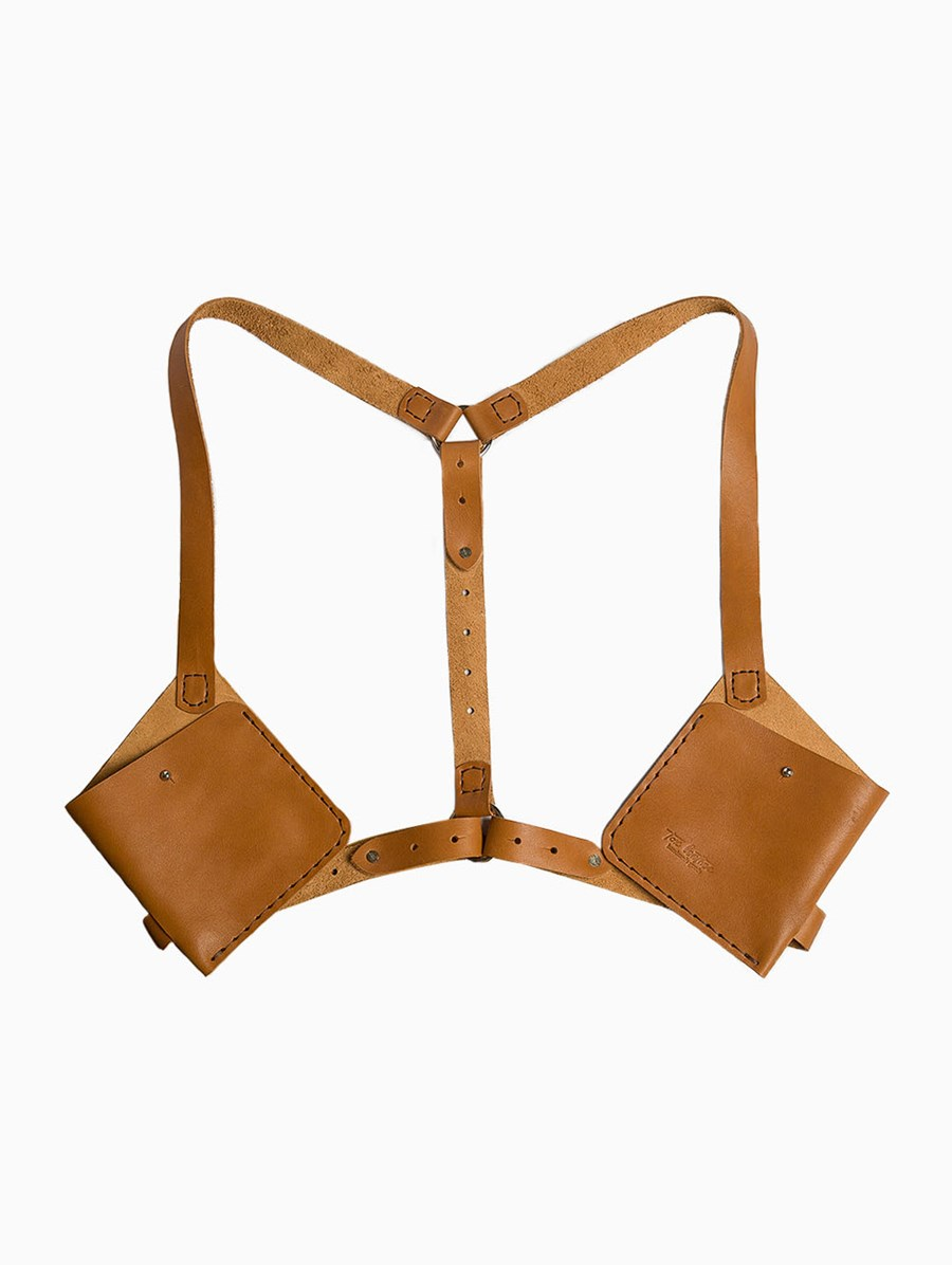 Tox Leather Harness