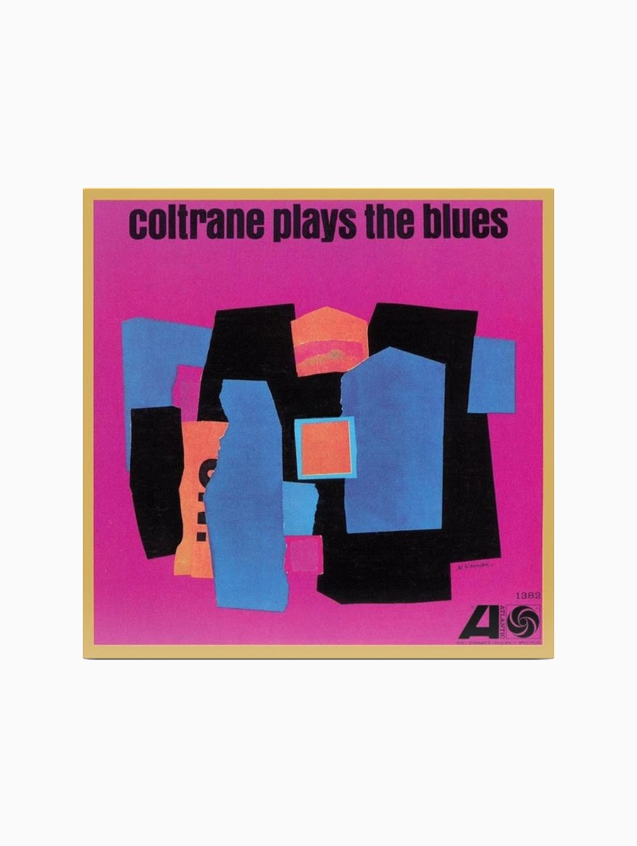 John Coltrane Coltrane Plays The Blues