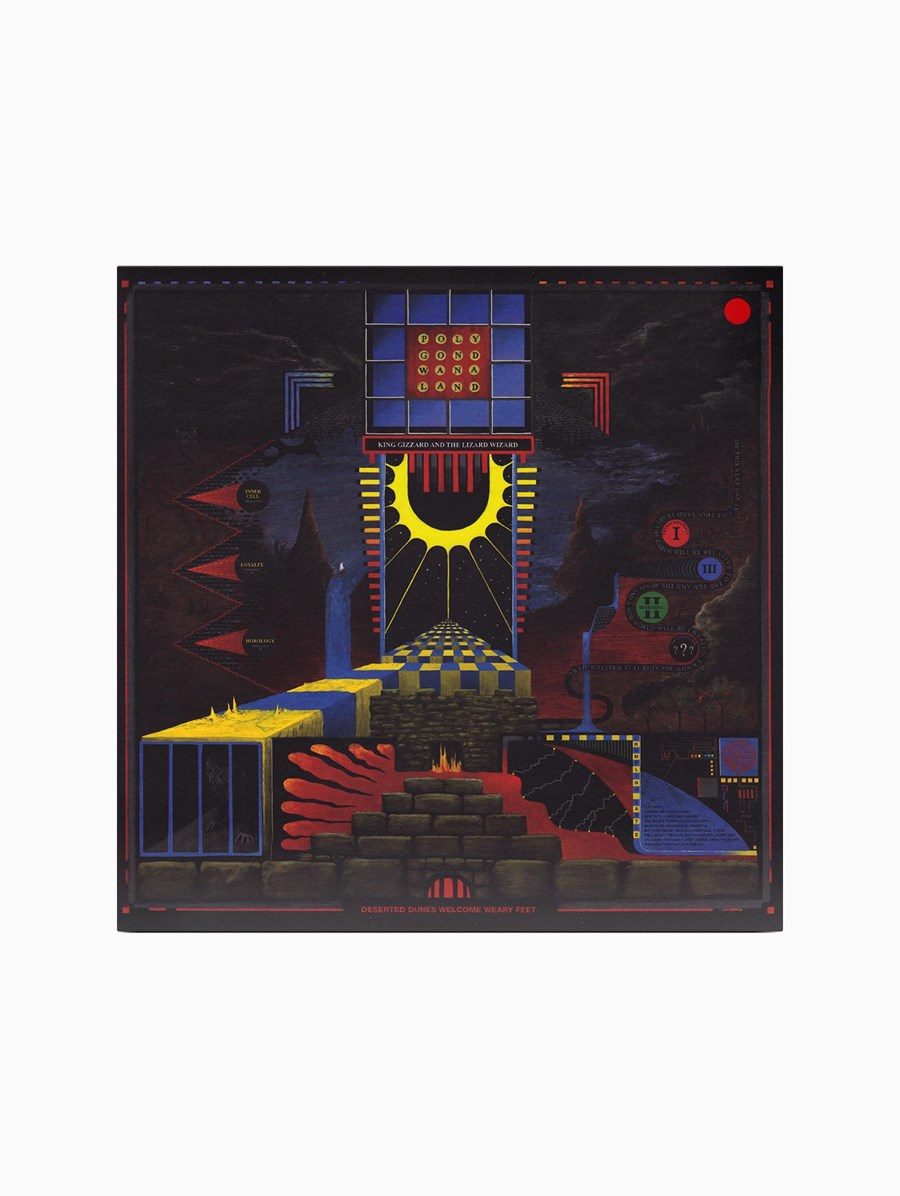 King Gizzard and the Lizard Wizard Polygondwanaland