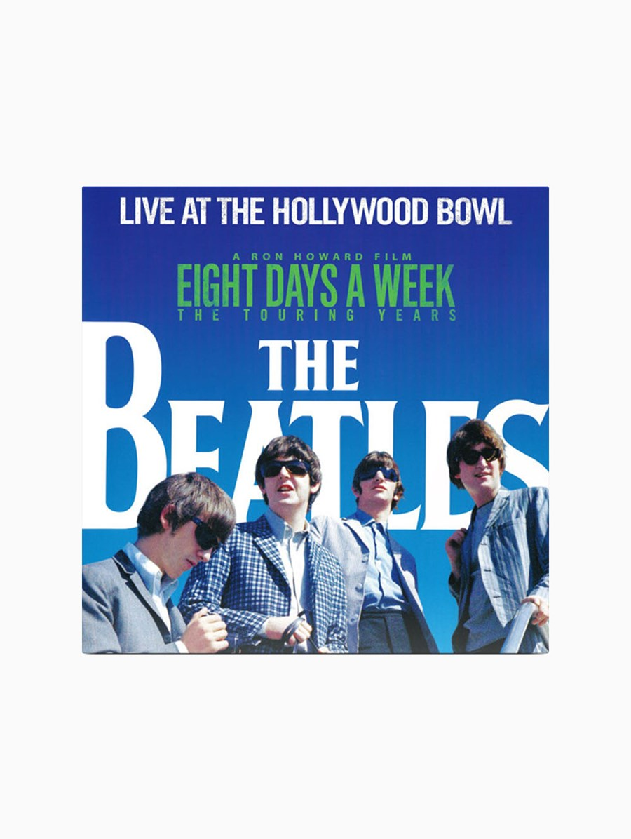 The Beatles Live at Hollywood Bowl