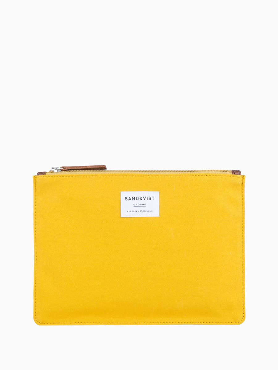 Sandqvist Ture Medium Yellow