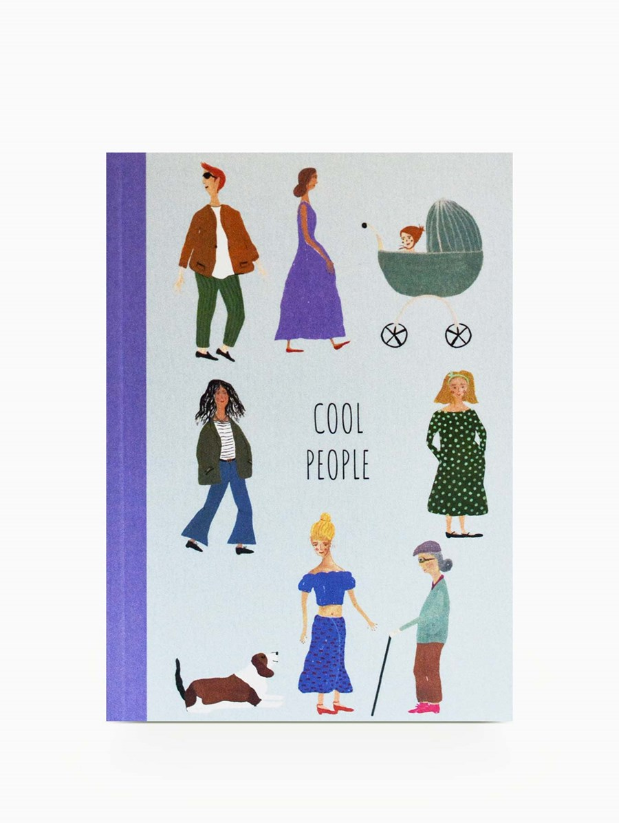 Atelier Mave Cool People Defter