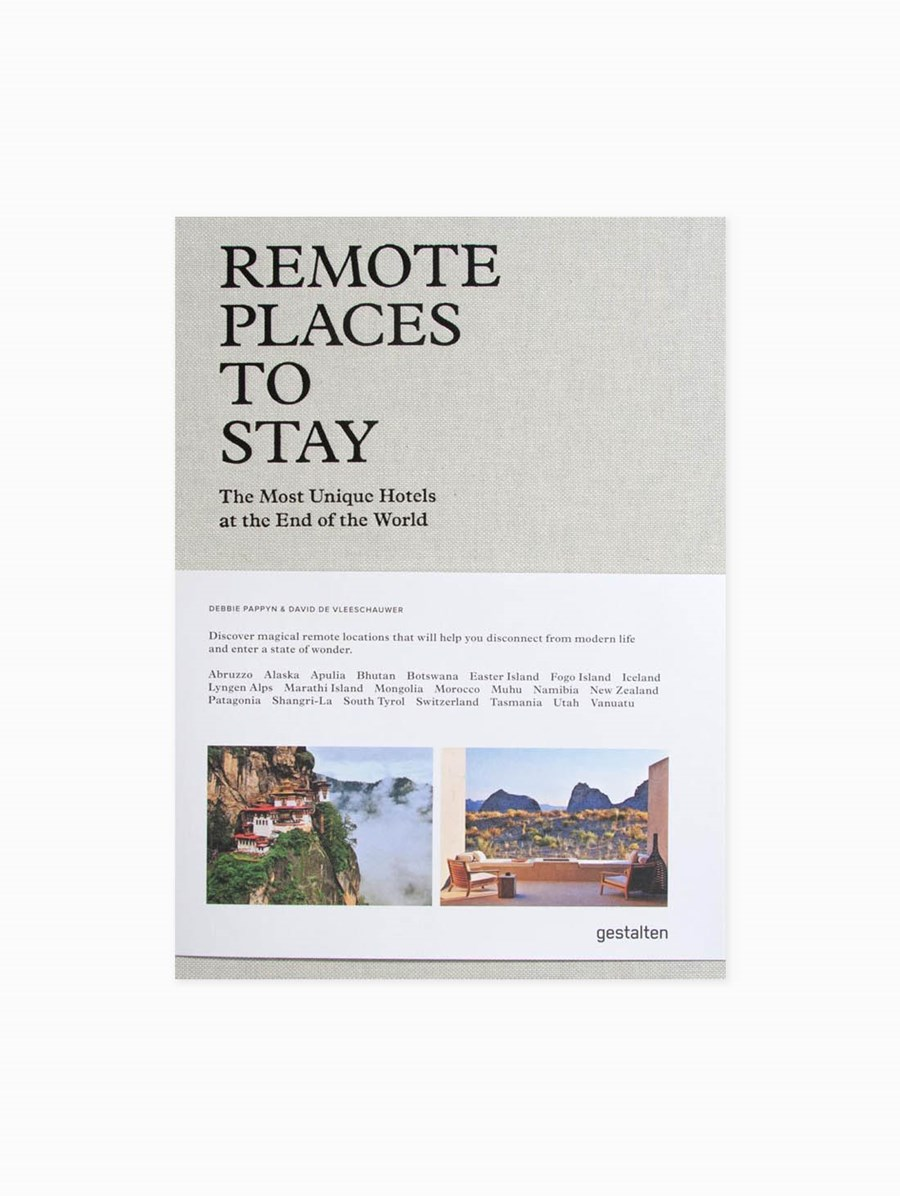 Remote Place to Stay