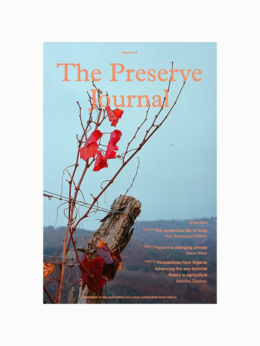 The Preserve Journal
