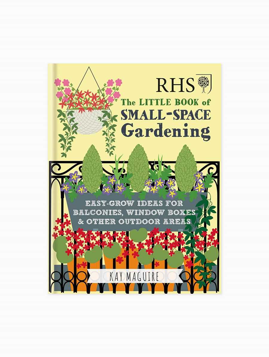 The Little Book of Small Space Gardening
