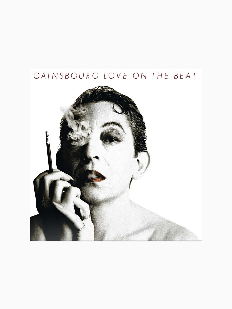 Serge Gainsbourgh Love on The Beat