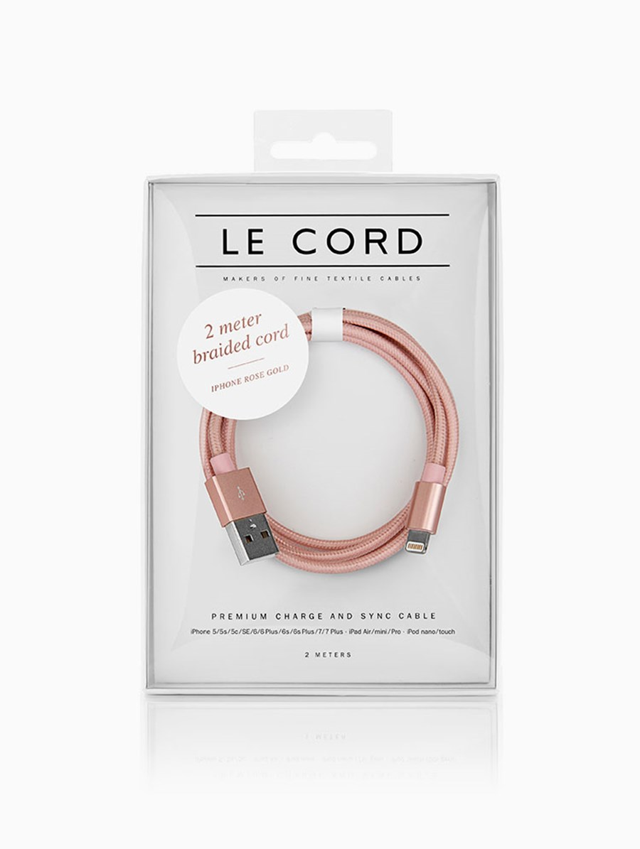 Le Cord Rose Gold