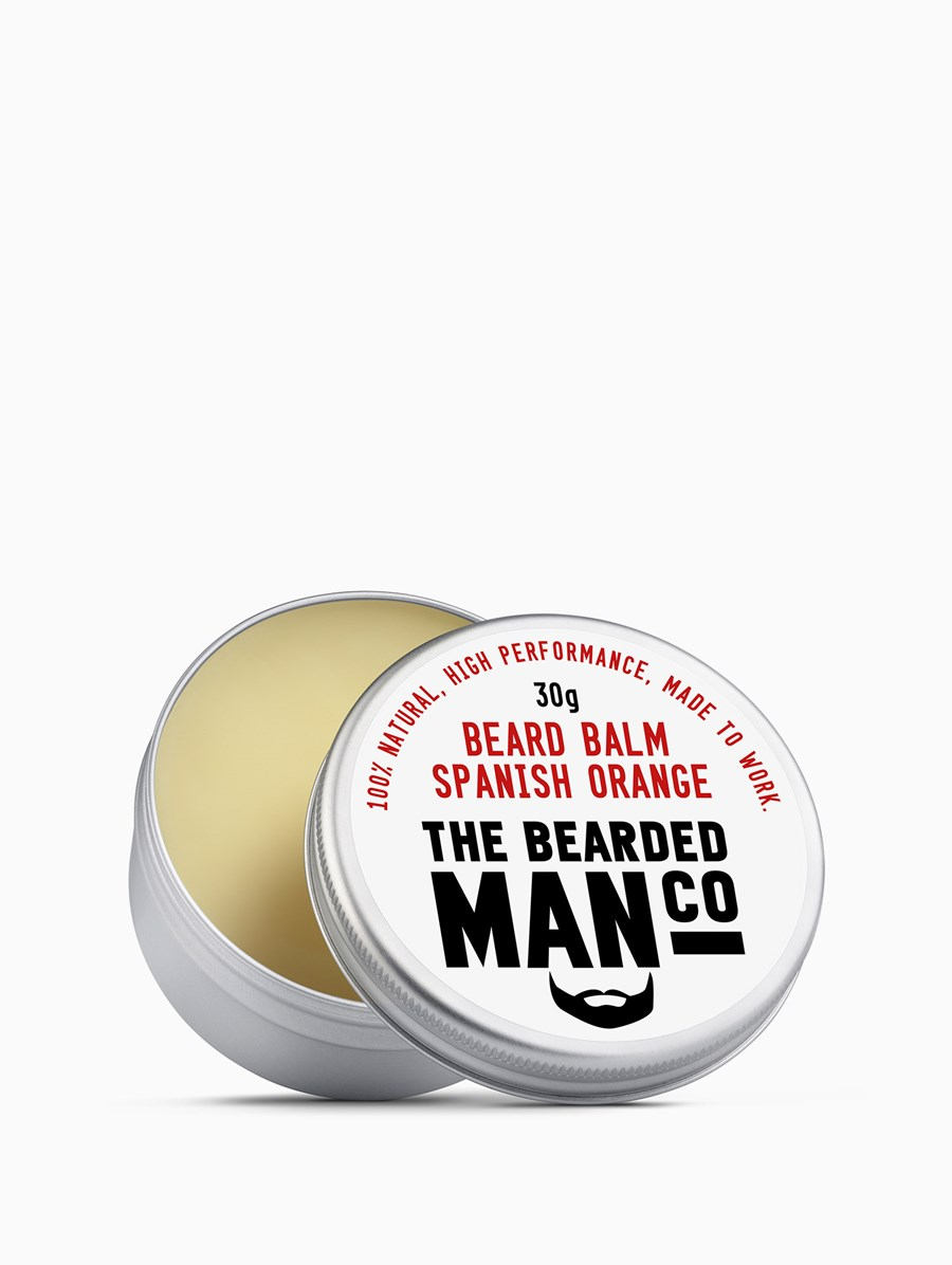 The Bearded Man Company Spanish Orange Sakal Balsamı 30 g