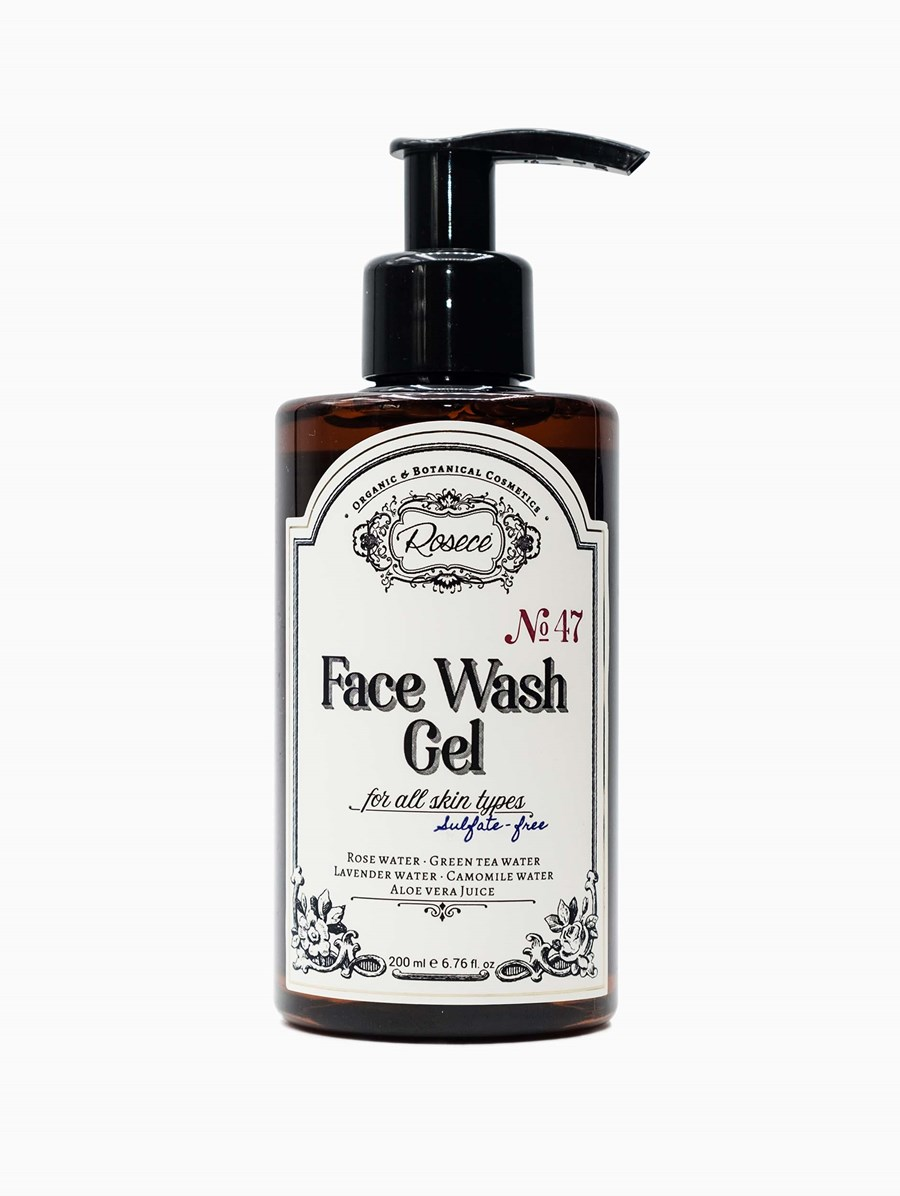 Rosece Face Wash