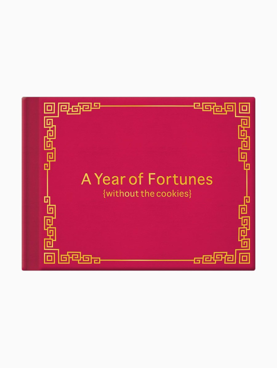 Knock Knock A Year of Fortunes Kitap