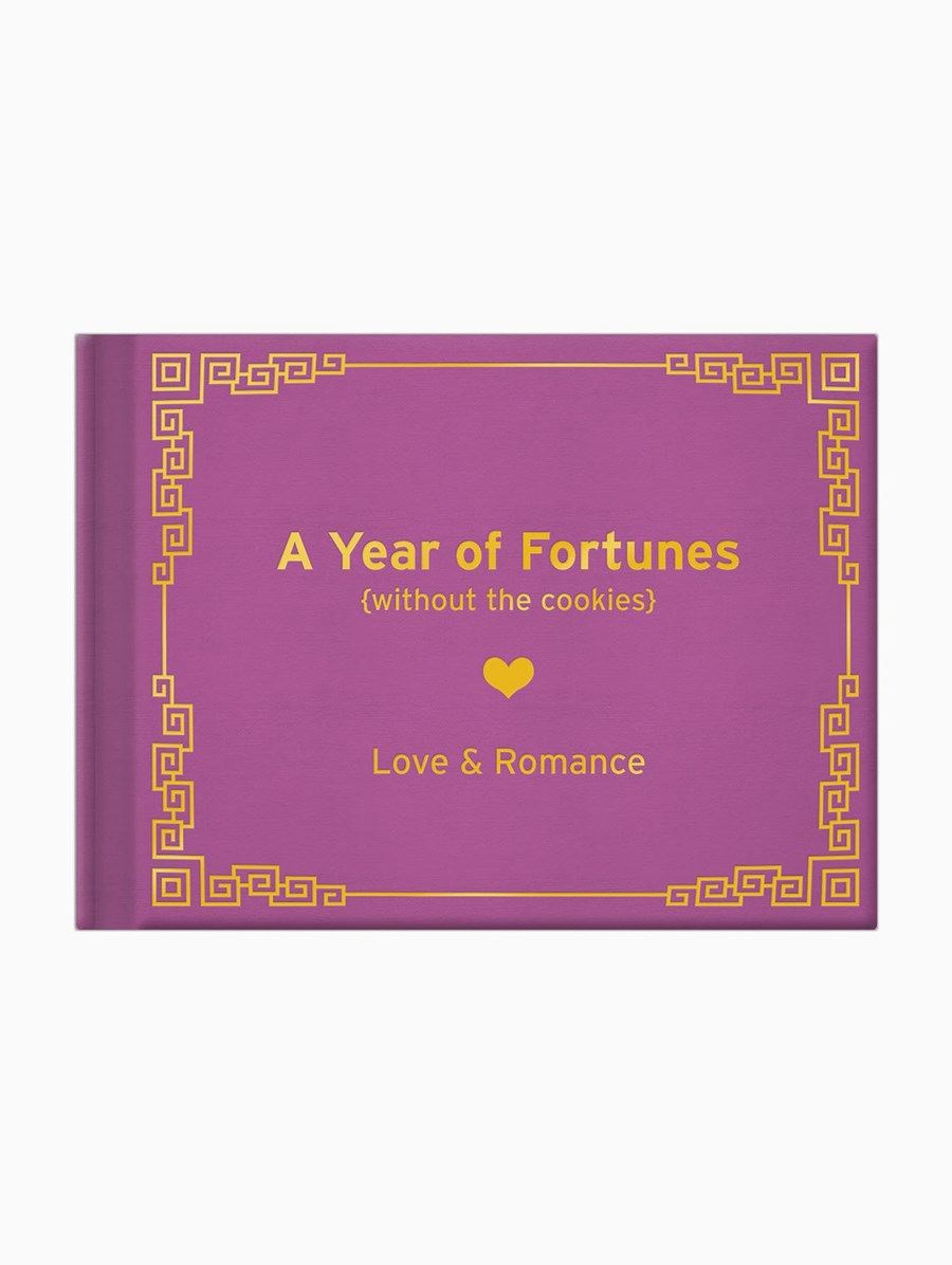 Knock Knock A Year of Fortunes : Love and Romance Kitap