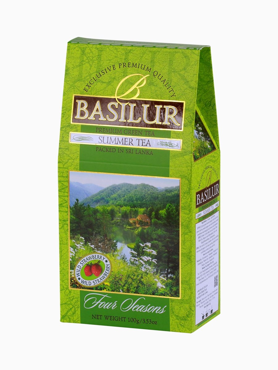 Basilur Summer Tea