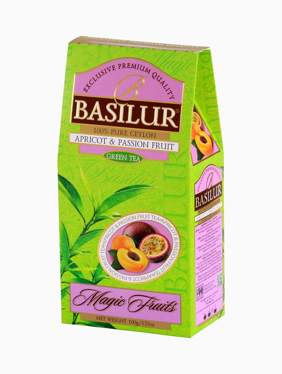 Basilur Apricot Passion Fruit