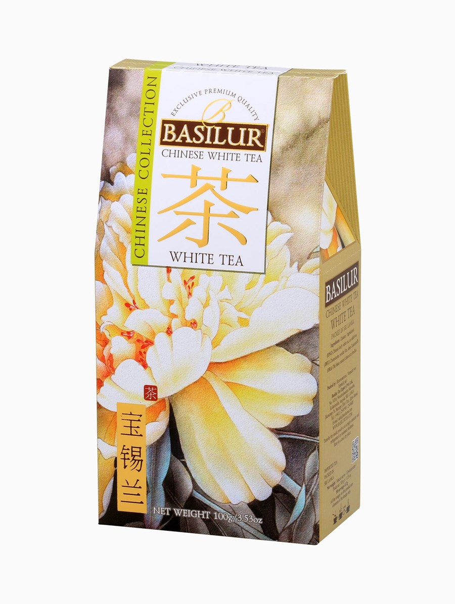 Basilur White Tea