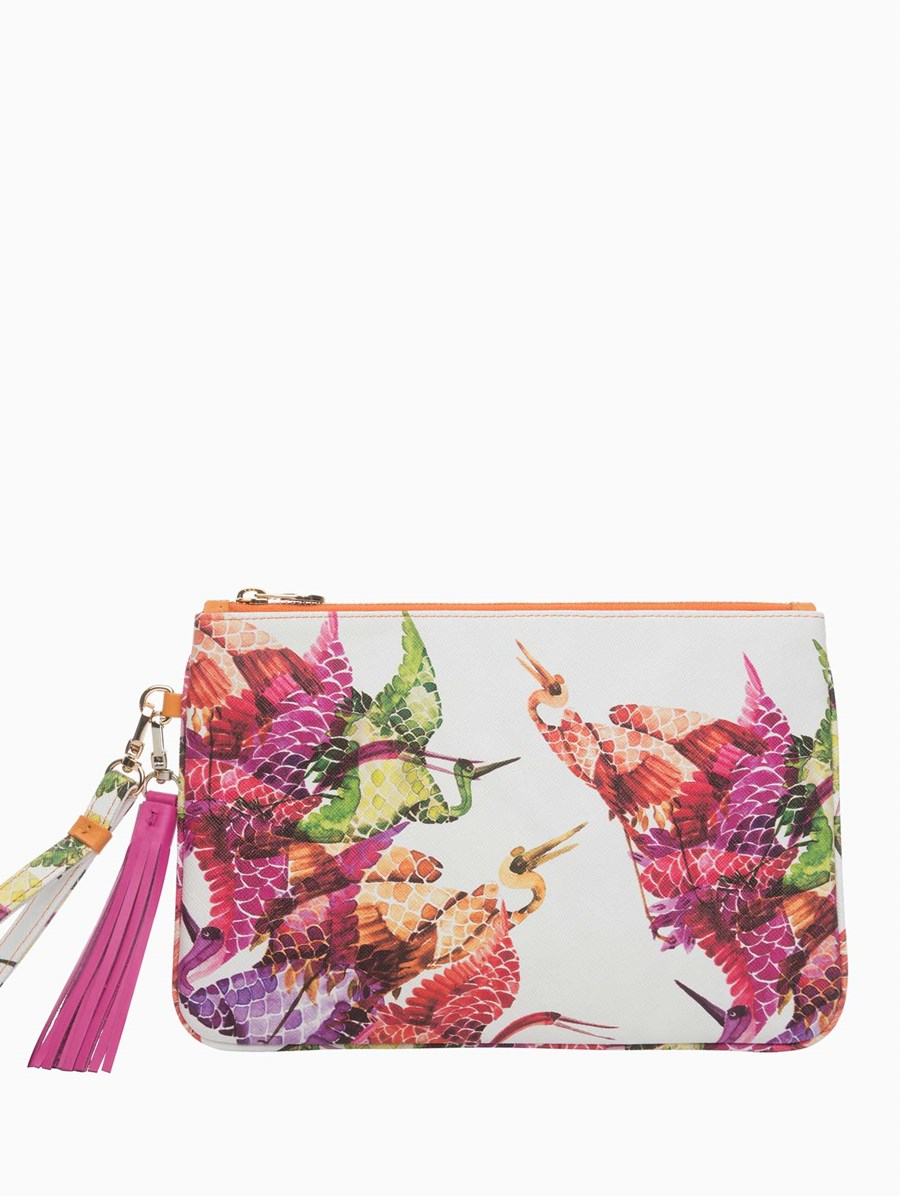 Fonfique Dalida Clutch Bon Bon Birds