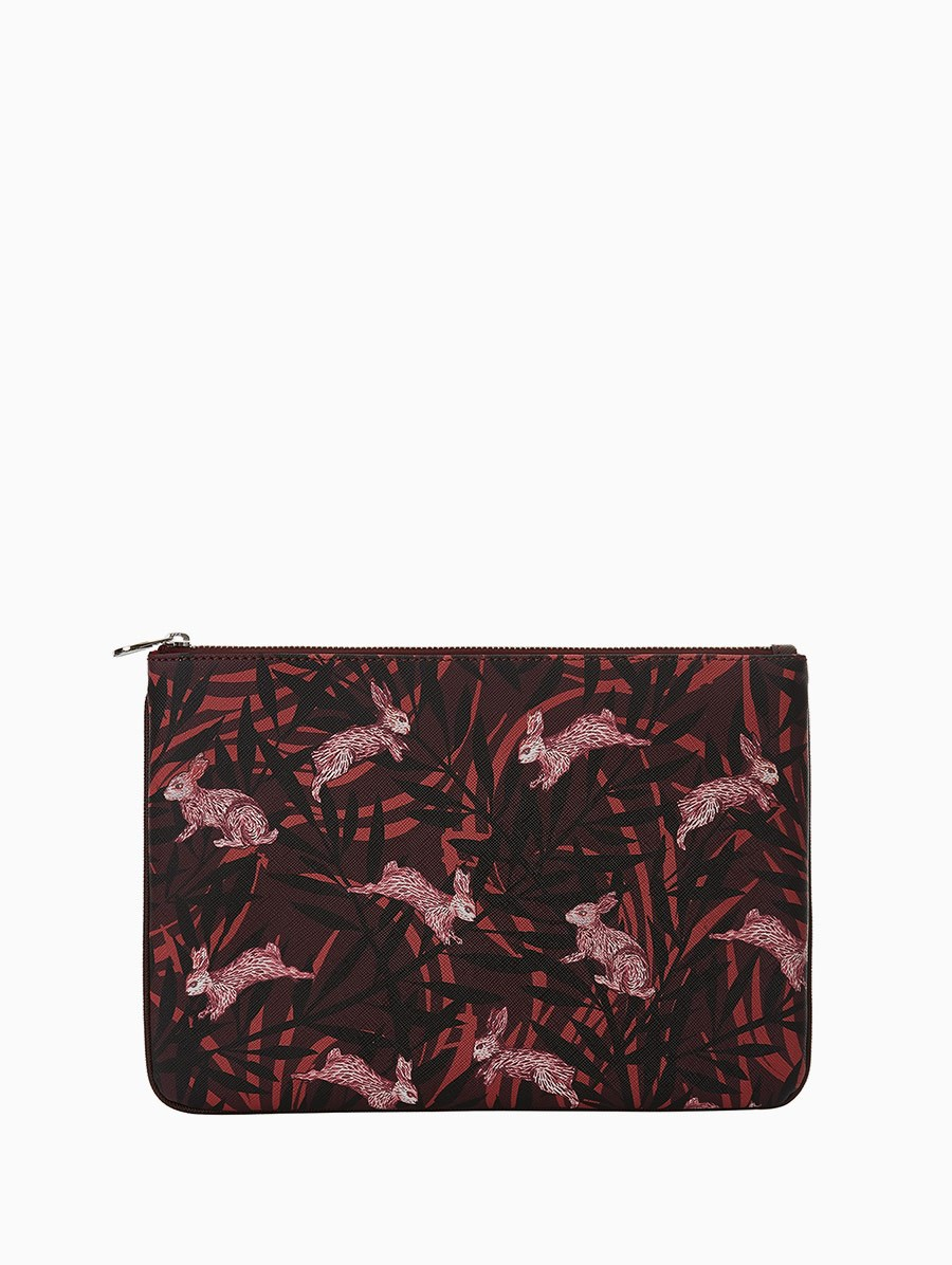 Fonfique Meri Clutch Rabbit
