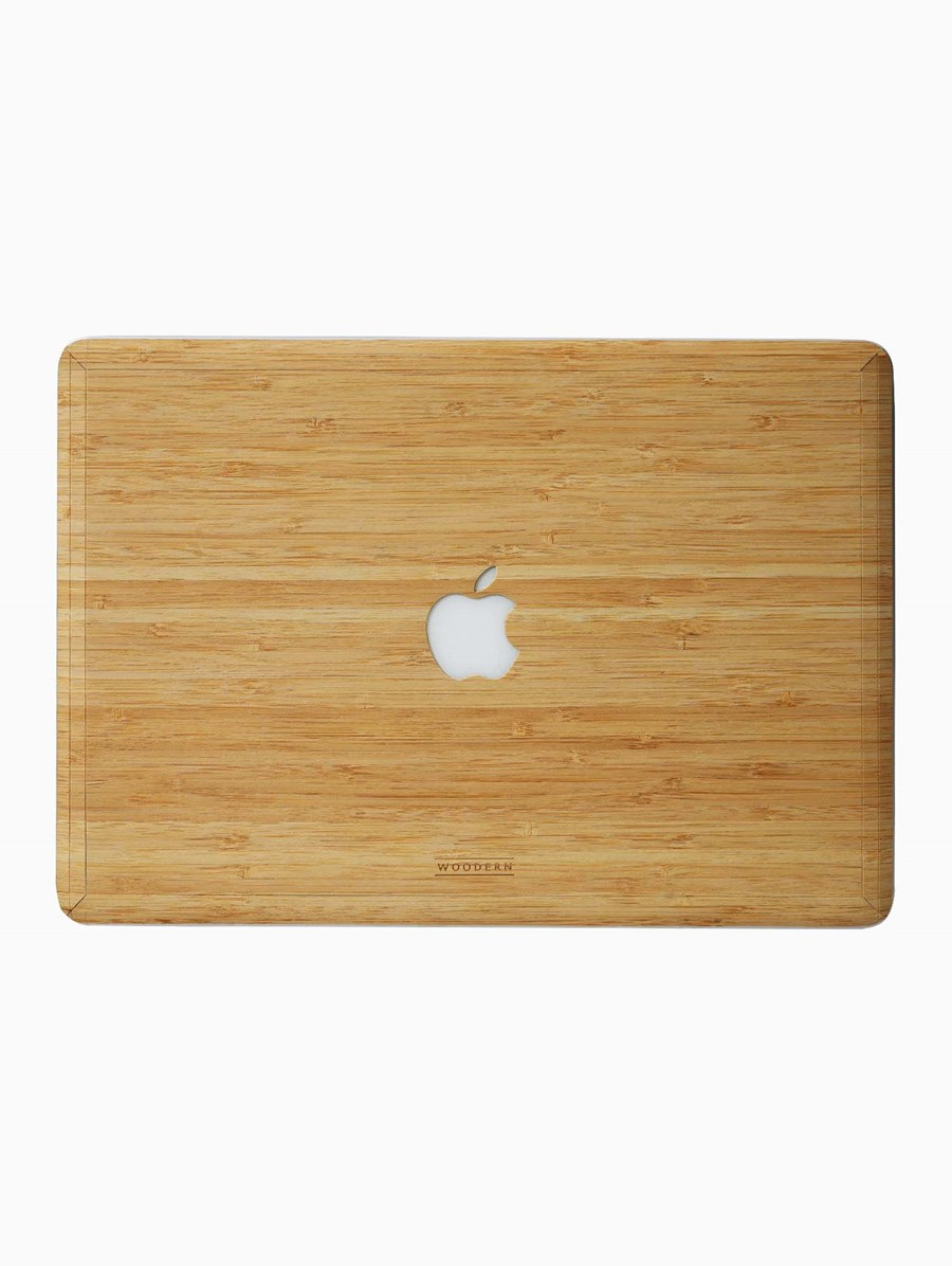 Woodern Bamboo MacBook Cover