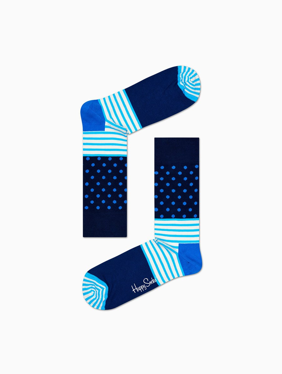 Happy Socks Stripe Dot Çorap