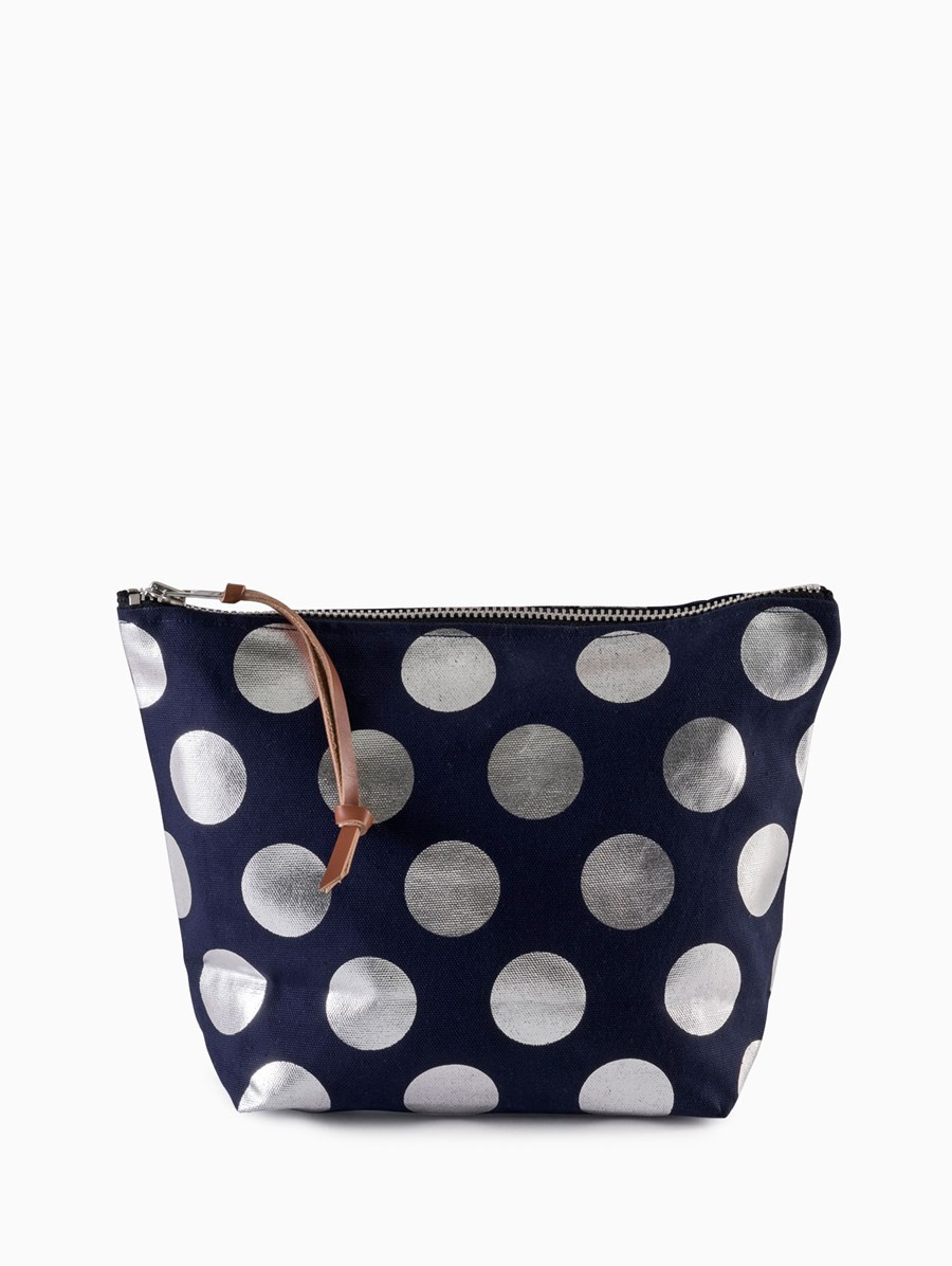 Egg Polka Dot Clutch