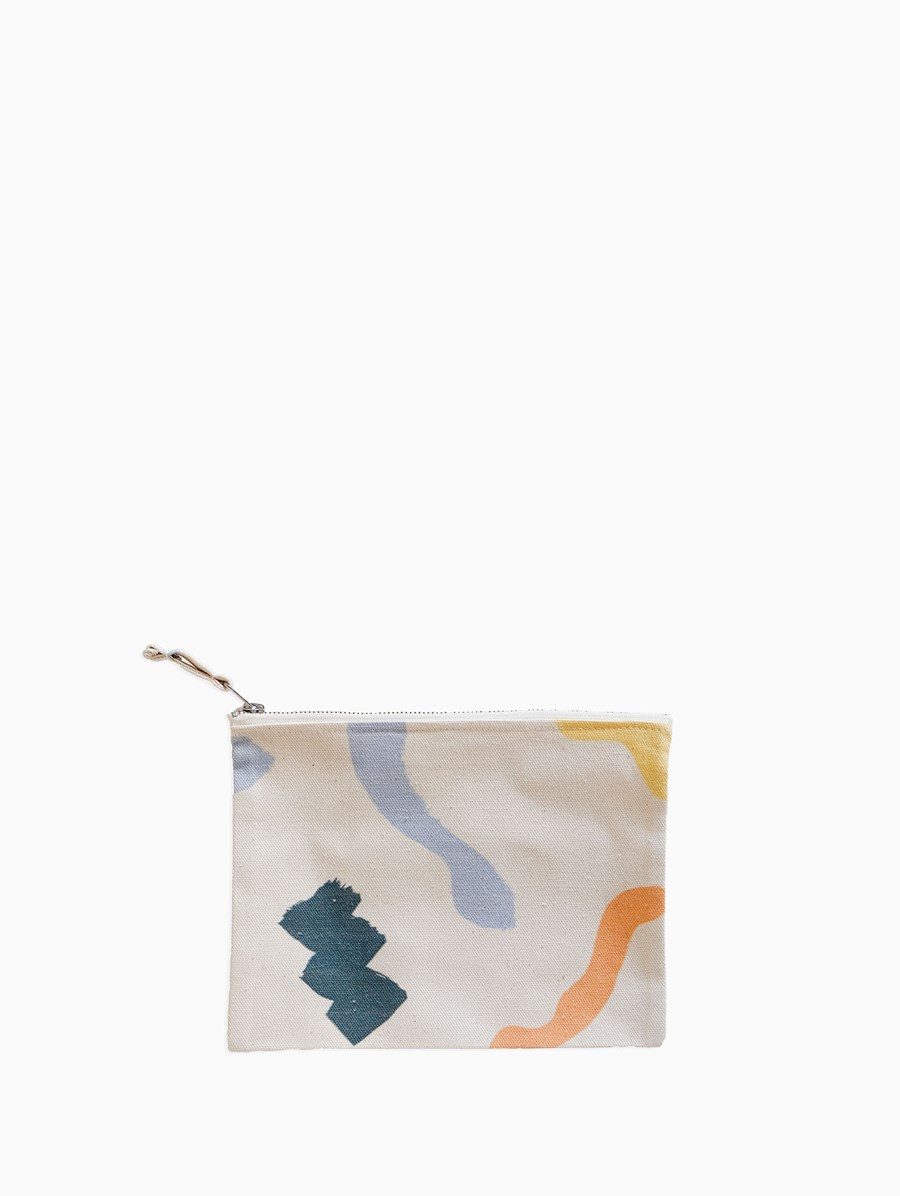 Klue Abstract Clutch