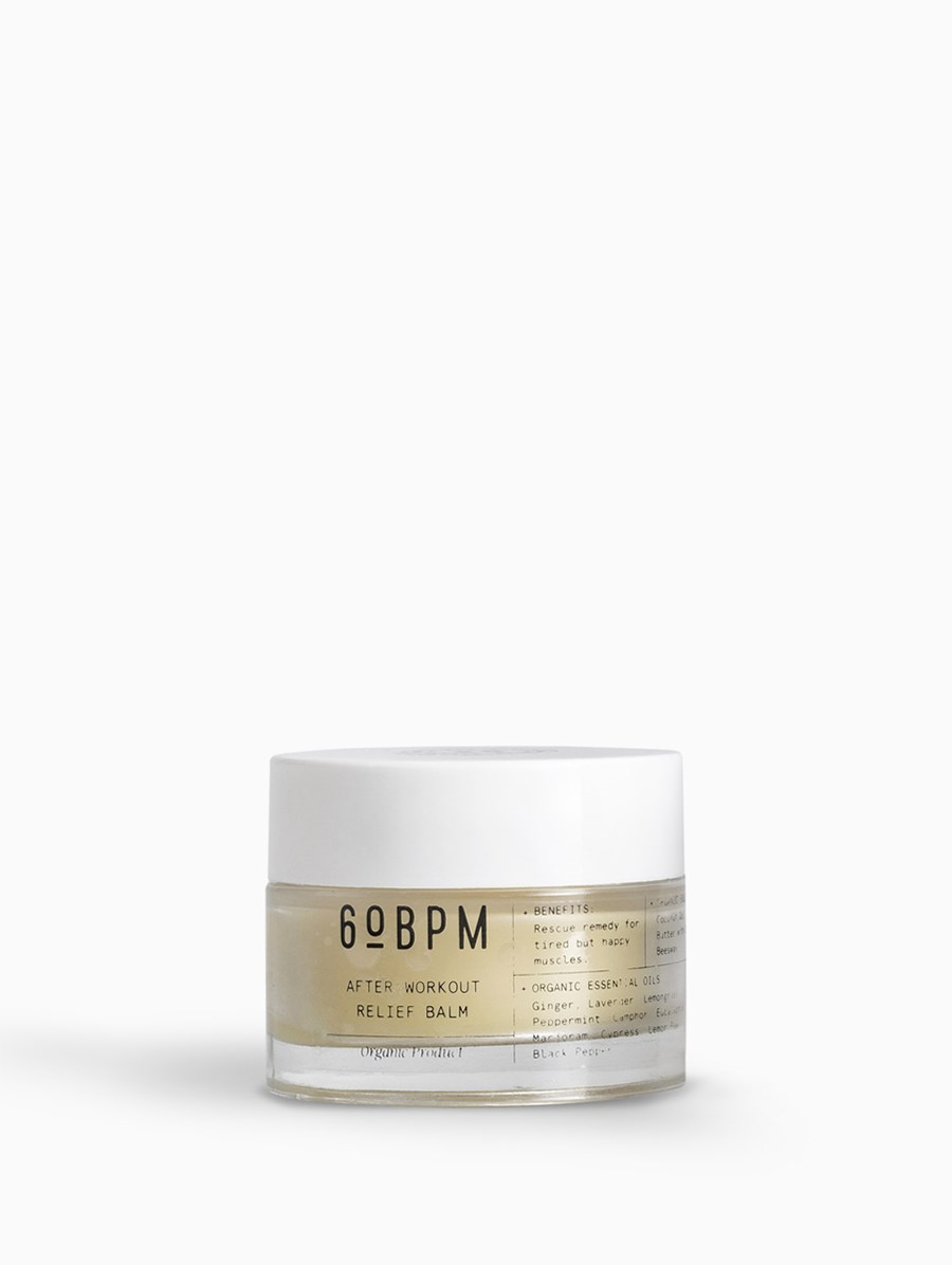 60bpm After Workout Relief Balm