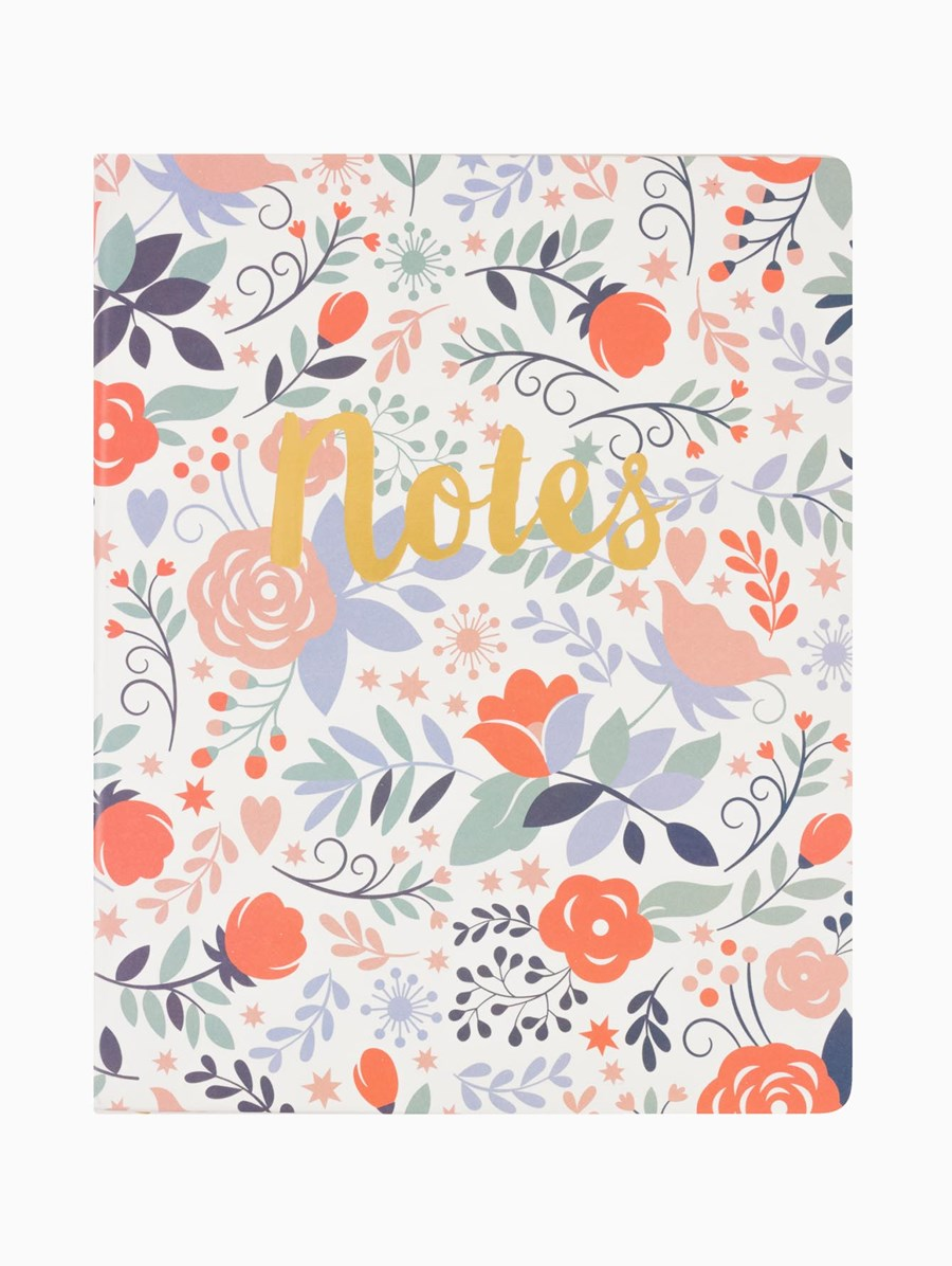 Eccolo Floral Journal