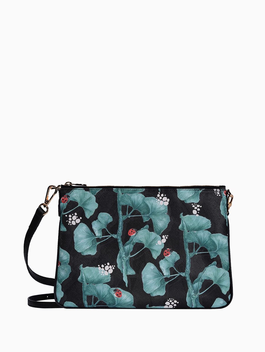 Fonfique Merita Clutch Gingko