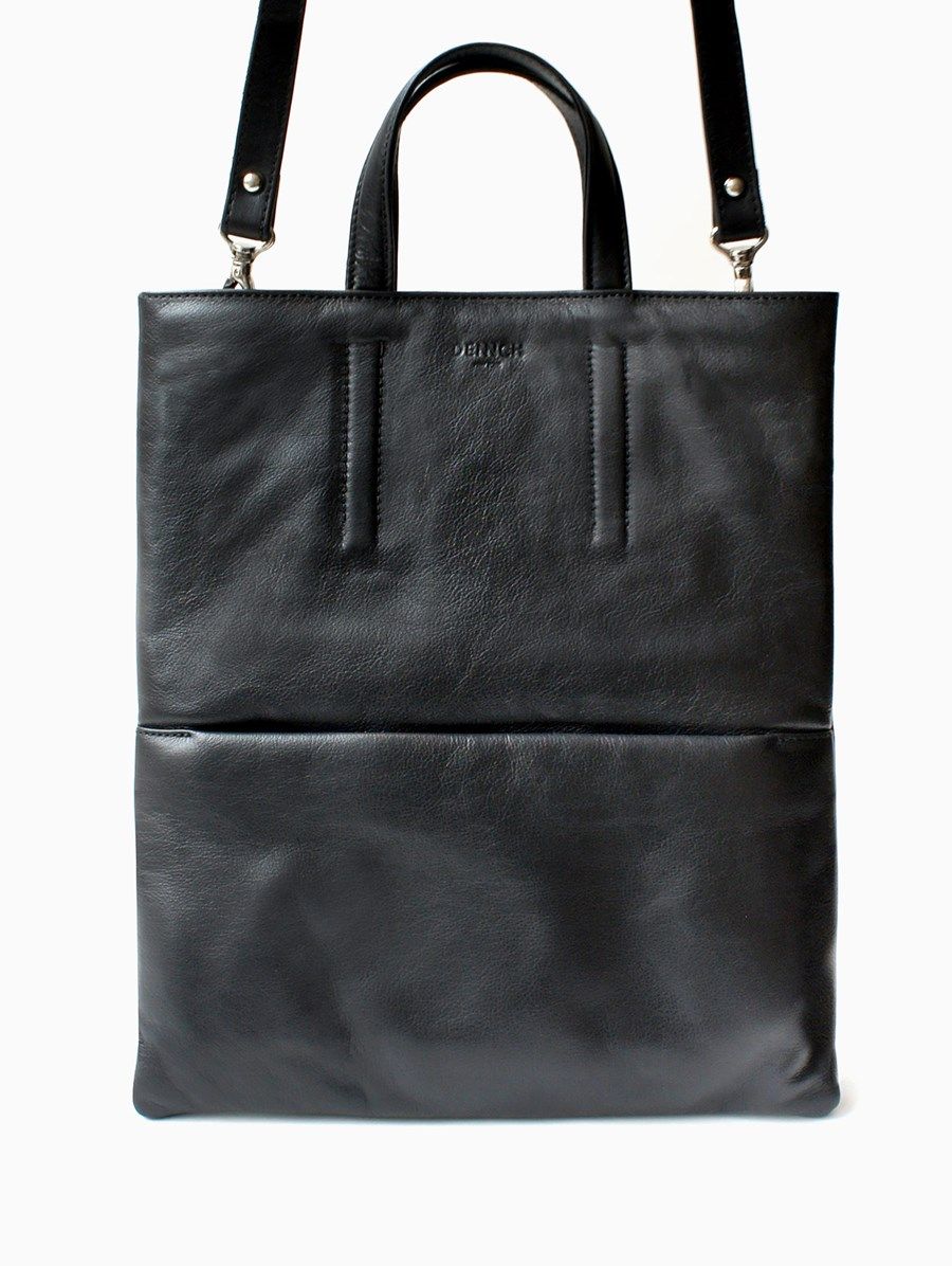 Dennch Flat Shopping Bag