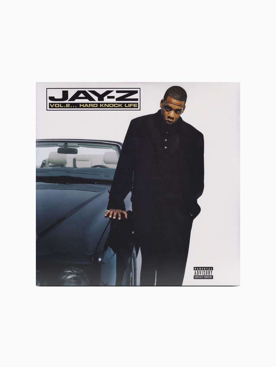 Jay-Z In Vol2