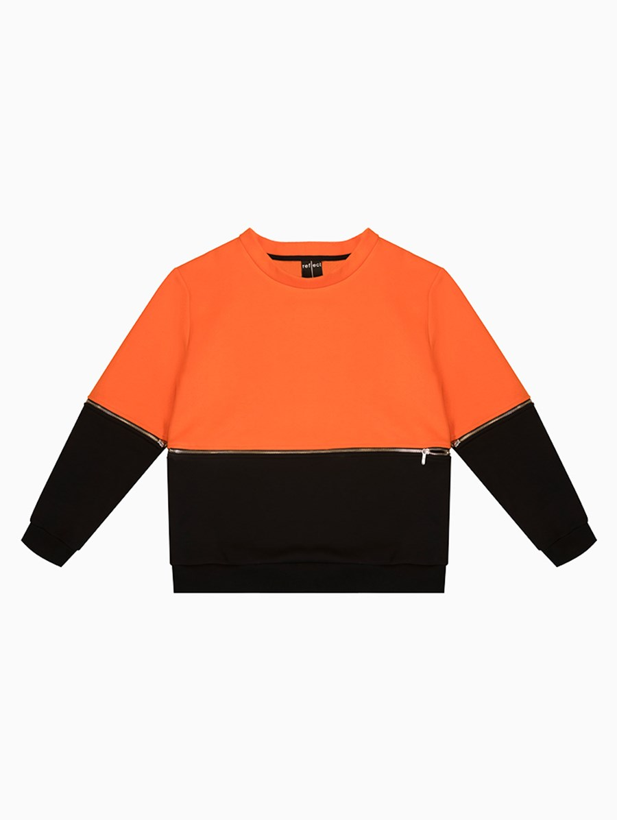 Reflect Lifejacket Sweatshirt