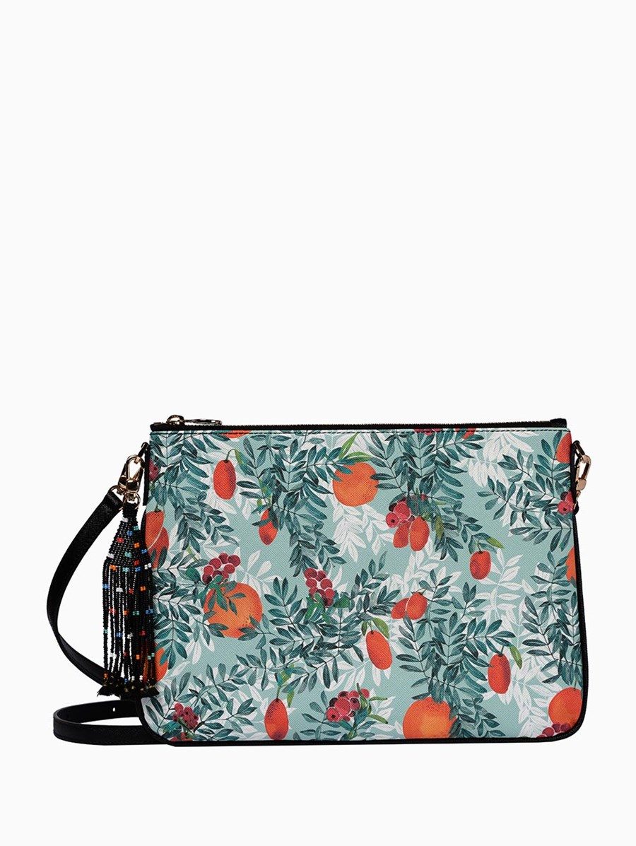 Fonfique Merita Clutch Citrus