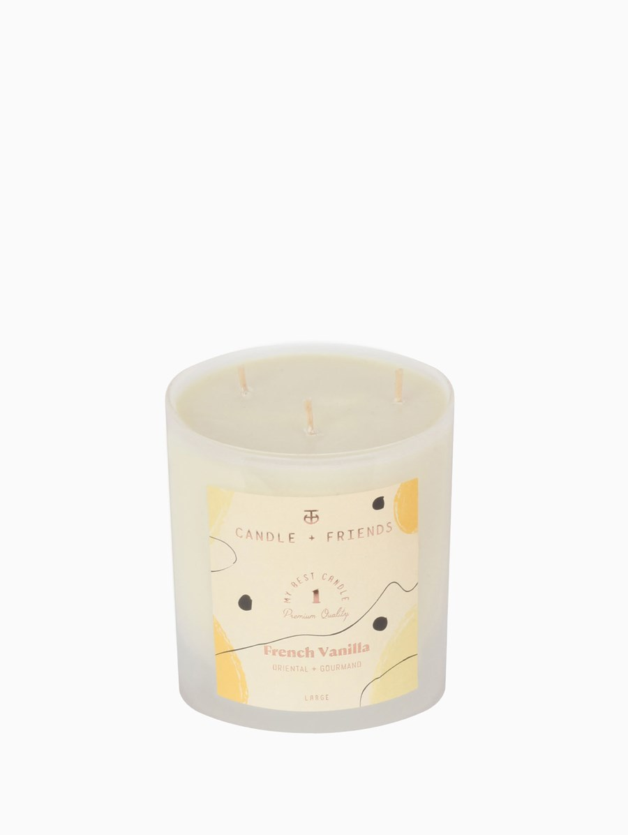 Candle+Friends French Vanilla Mum Large