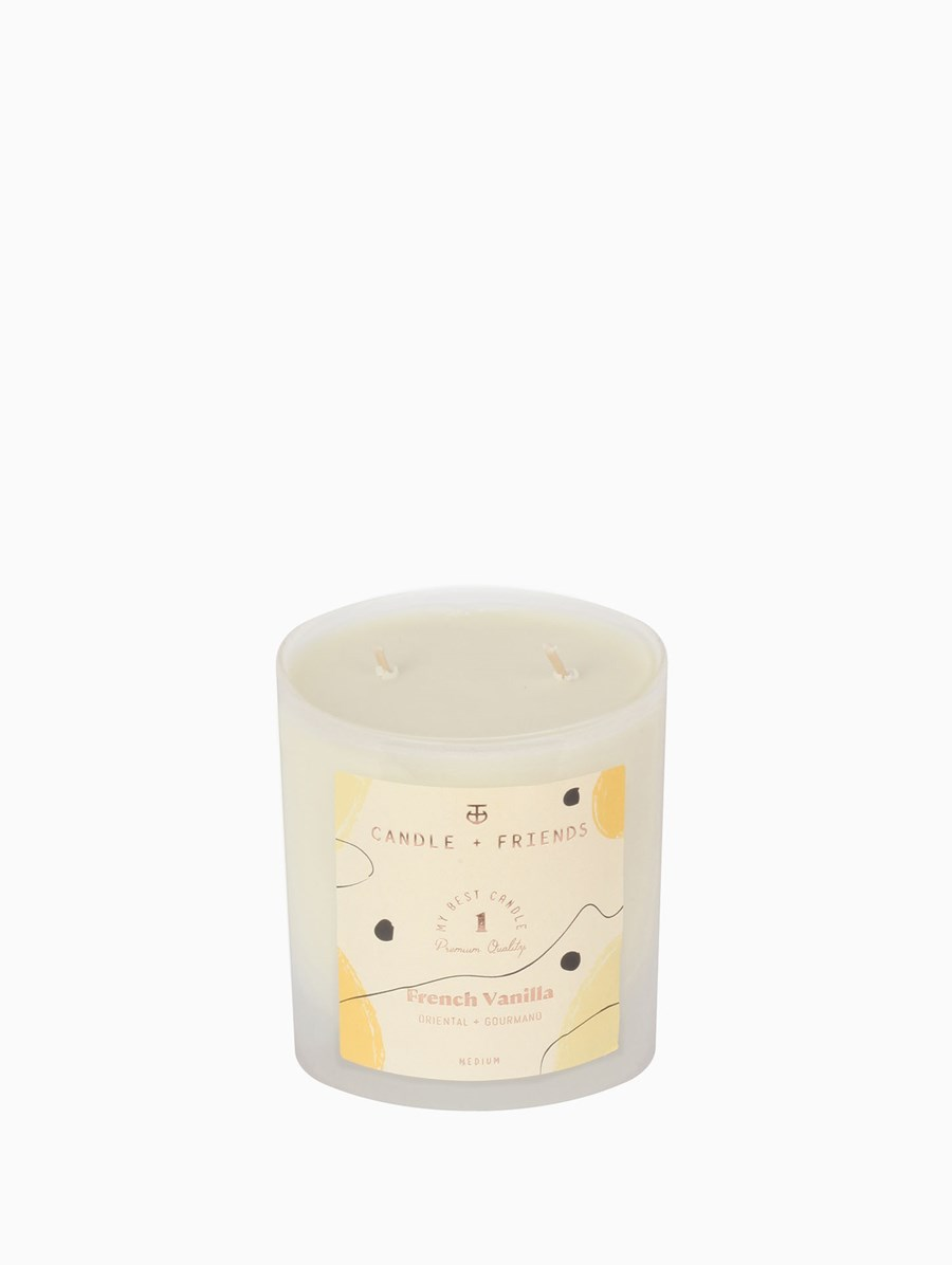 Candle+Friends French Vanilla Mum Medium