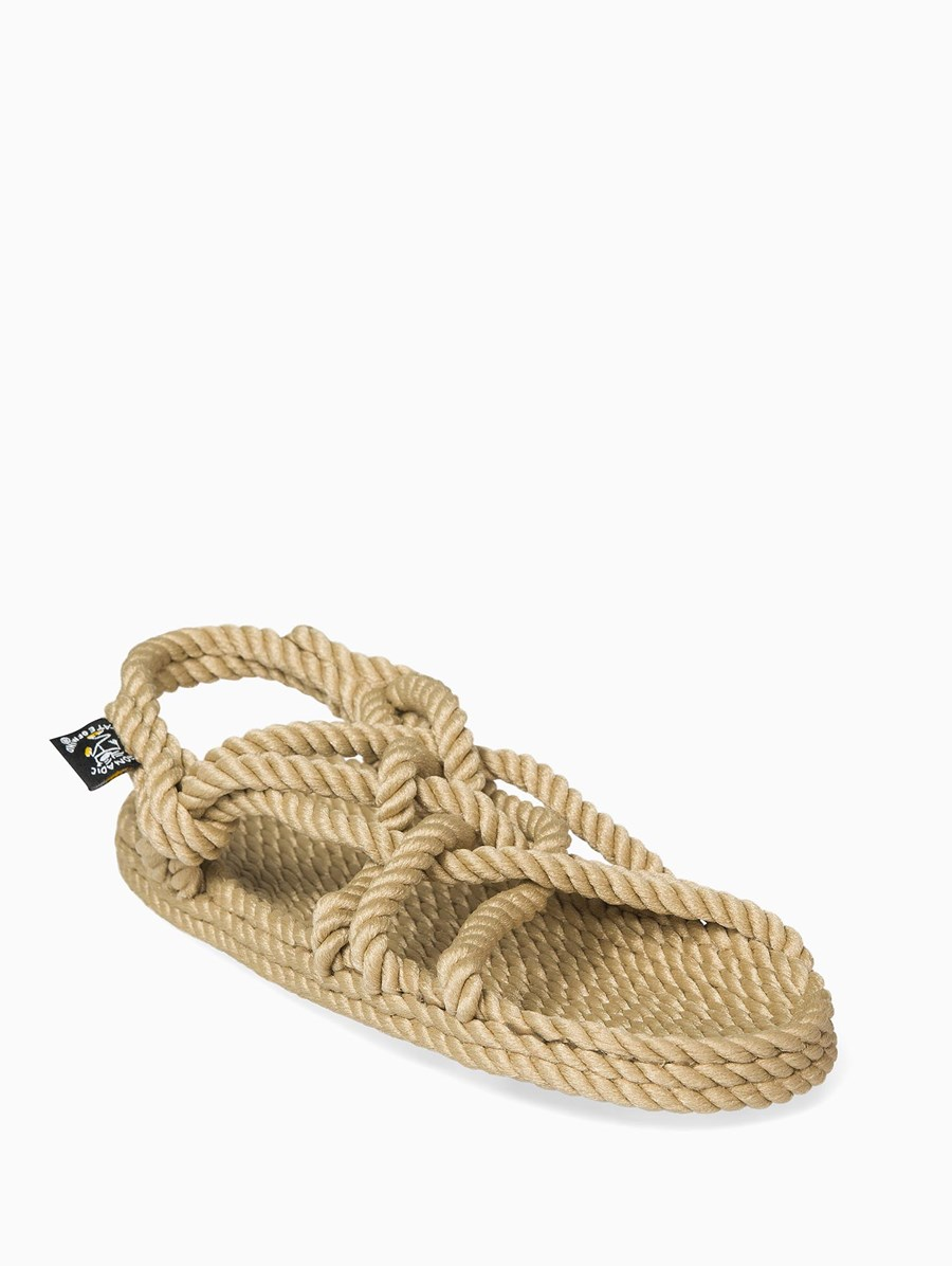 5e918ed2a8f Nomadic State of Mind | Toe Joe Rope Sandals | Souq Dükkan