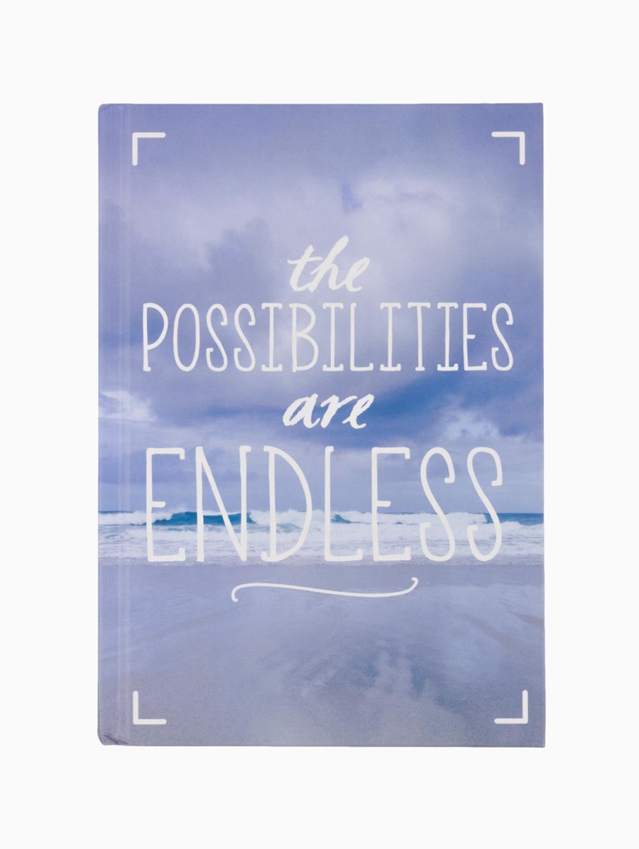 Eccolo The Possibilities Are Endless Travel Journal