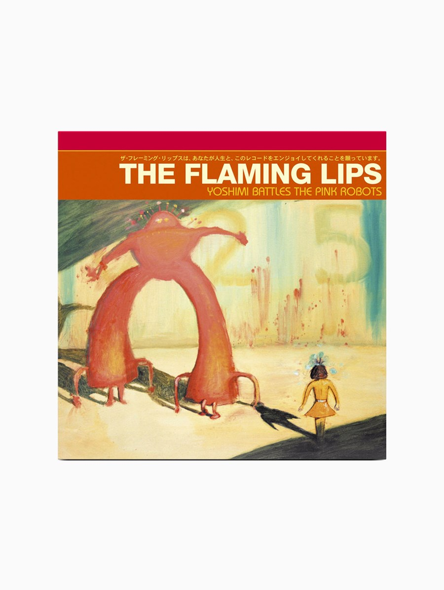 The Flaming Lips Yoshimi