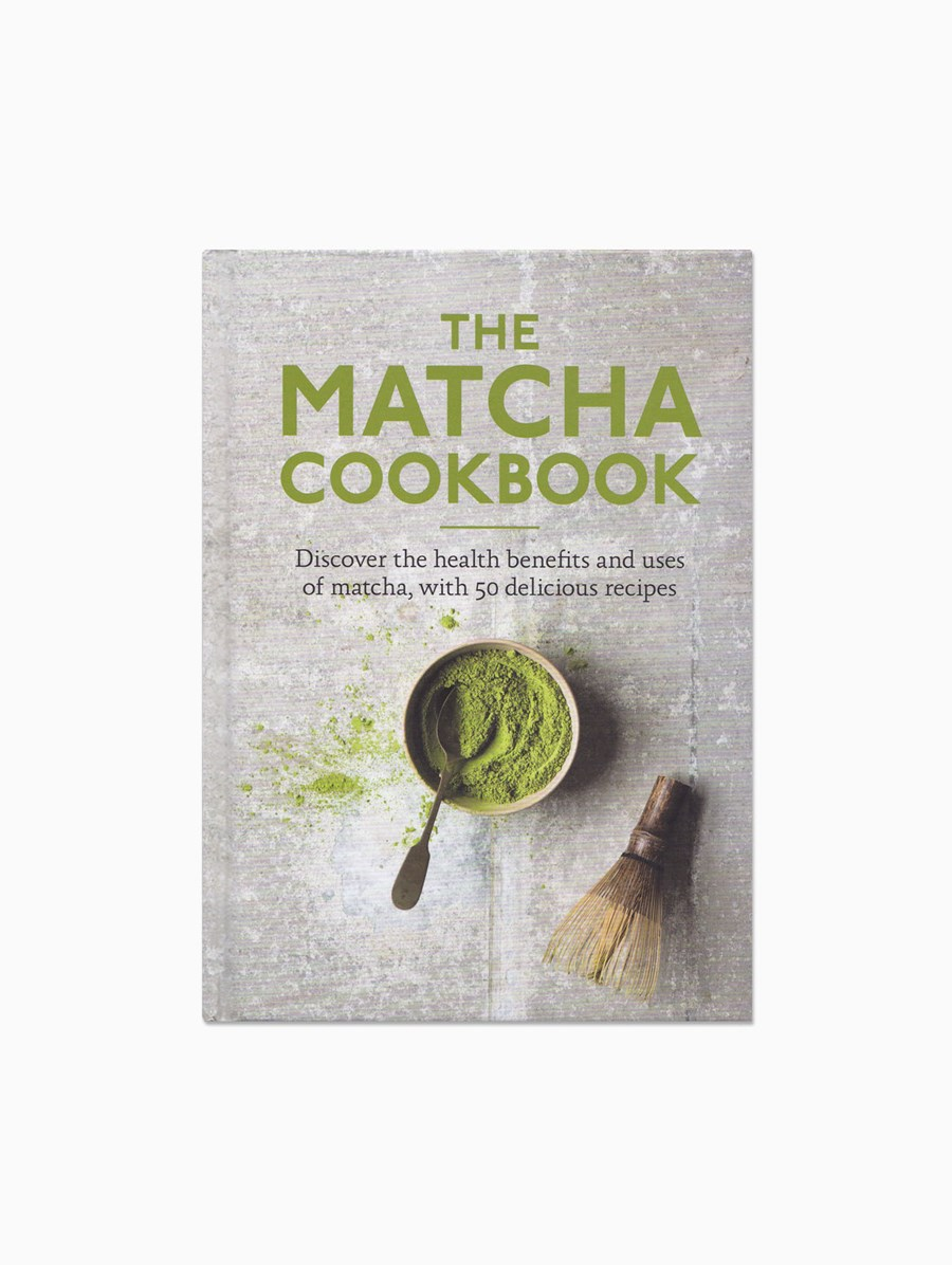 Matcha Cookbook