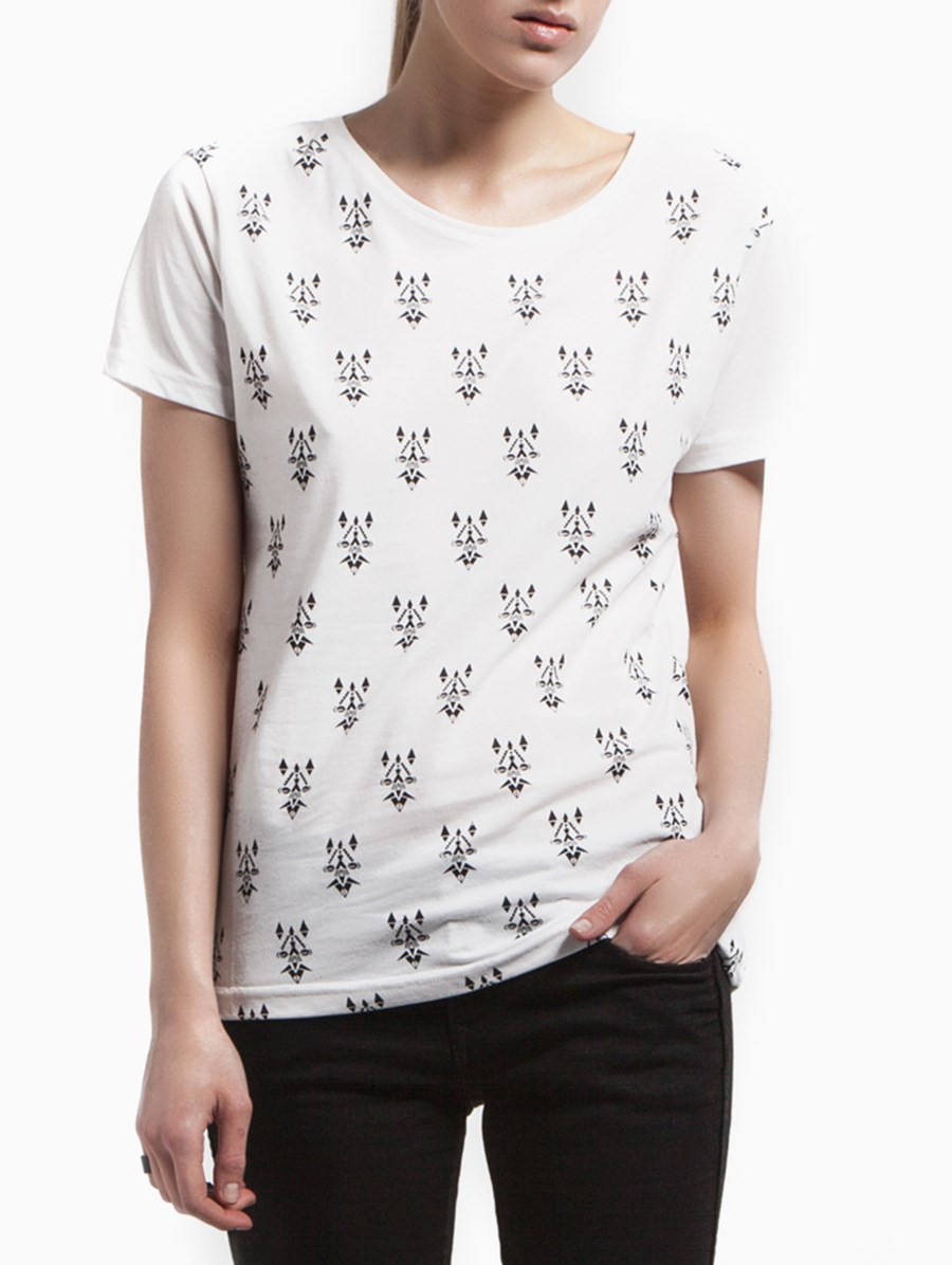 Wohha Dogs All Over T-shirt