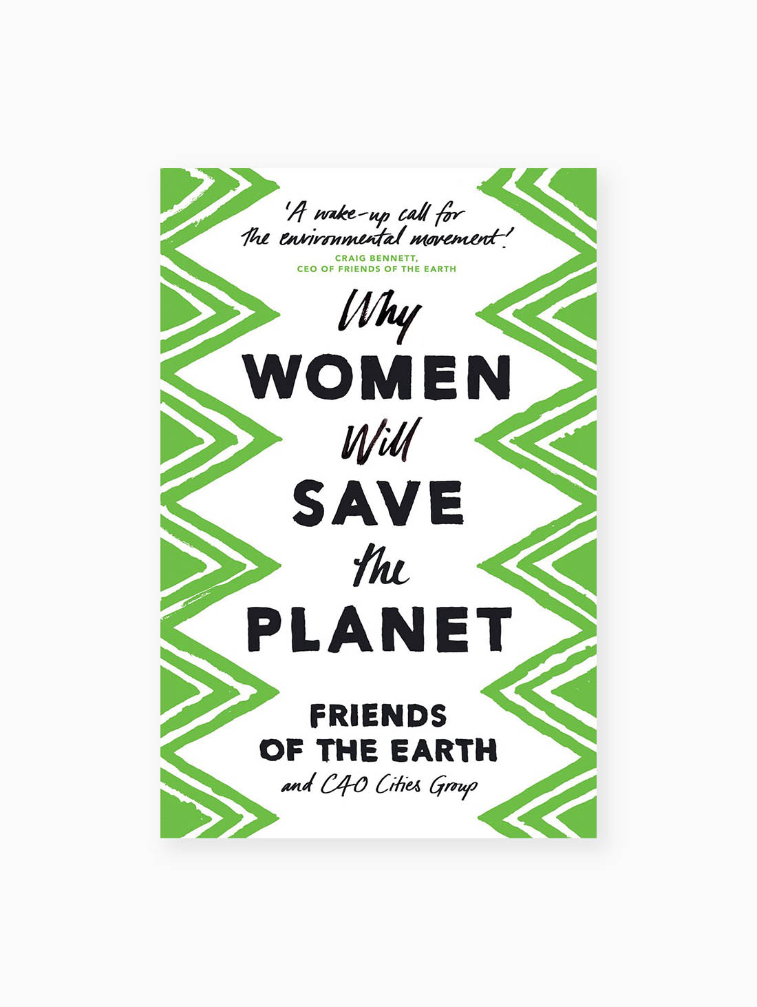 Why Women Will Save The Planet
